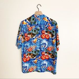 Pineapple Connection Shirts - Pineapple Connection   Vintage Hawaiian Surf Shirt
